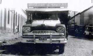 Caminhao Misto Chevrolet 1964