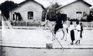 Padre Rafael na Gentilândia, 1937