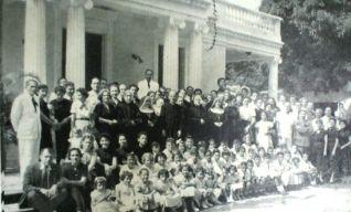 Família Gentil em 1953