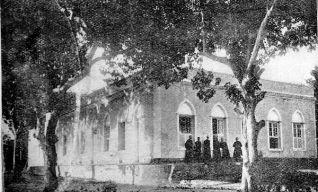 Casa das Missões e os primeiros missionários em 1930