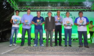 Vencedoras PMQA 2014