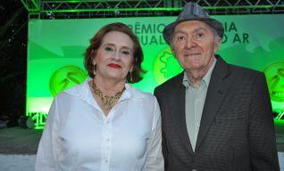 Magda Kokay e David Oliveira