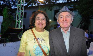 Aída Eskinazi e David Oliveira