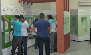Visita guiada às exposições do Centro Cultural do Transporte