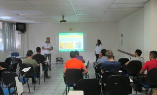 Marcelo Oliveira, do Núcleo Socioambiental da Federação dos Transportes-CEPIMAR