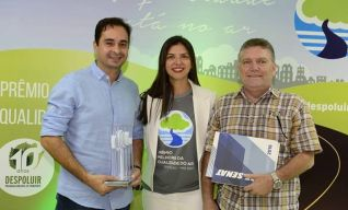 A empresa de Transportes Expresso Santa Cruz foi uma das vencedoras do PMQA 2017
